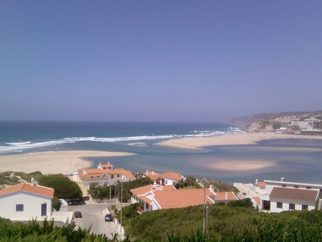 Portugal West Coast Property, on beach near Obidos